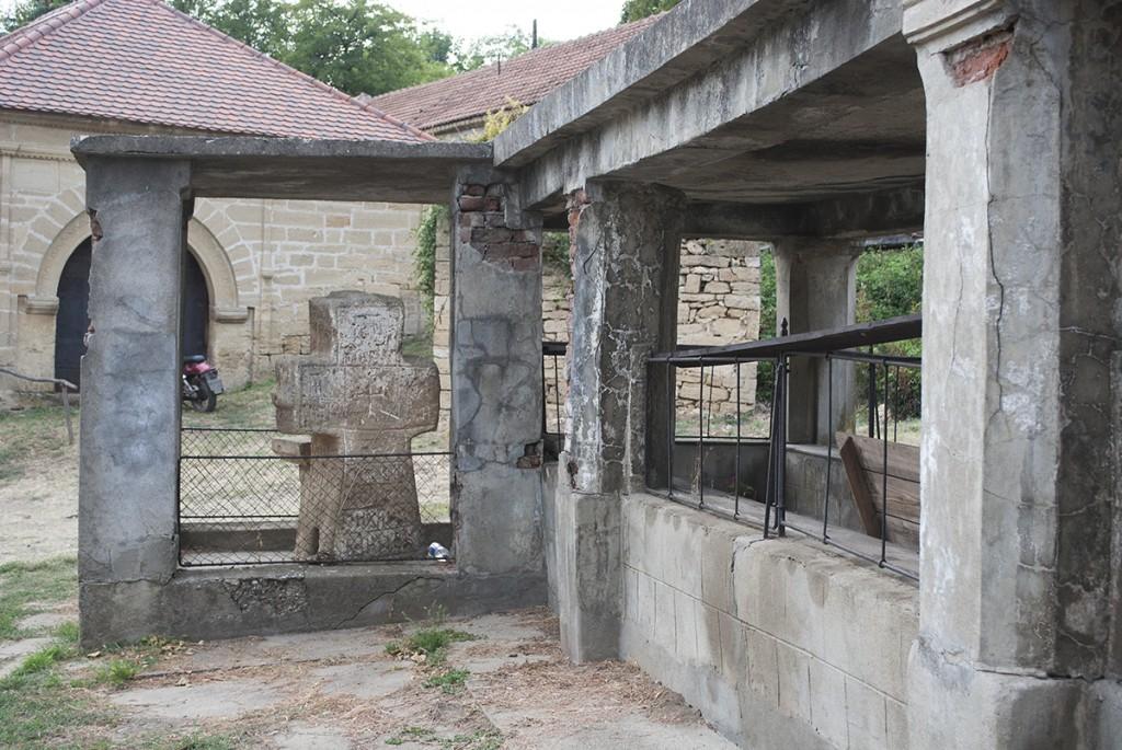 Svetište u centru Rogljevačkih pivnica