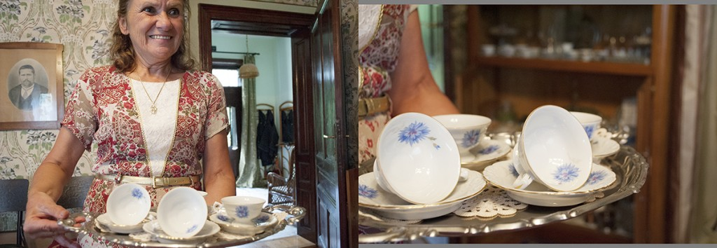 Kafa će biti poslužena u muzjeskim eksponatima - malim porcelanskim šoljicama. Biće to, a kako drugačije, kafa sa dolitkom