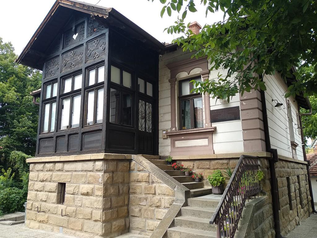 Kuća Alekse Ace Stanojevića u kojoj je danas Muzej grada Knjaževca