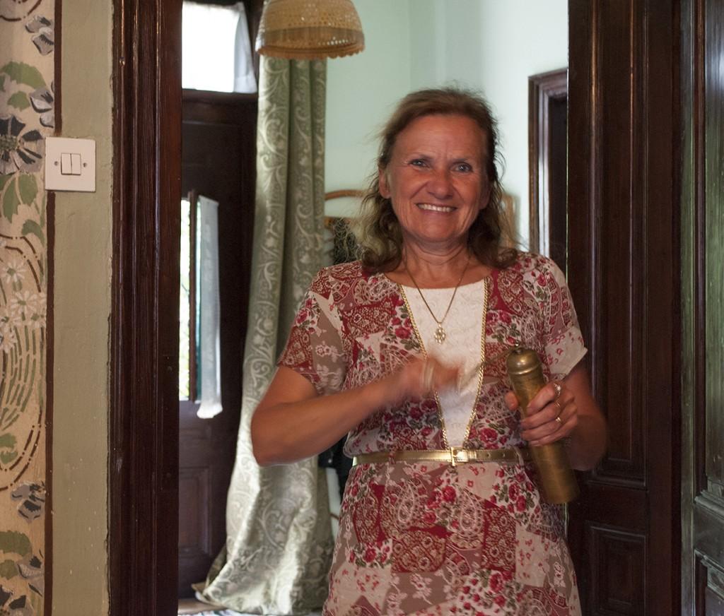 Marina Lukić Cvetić - priprema kafe od zrna do džezve