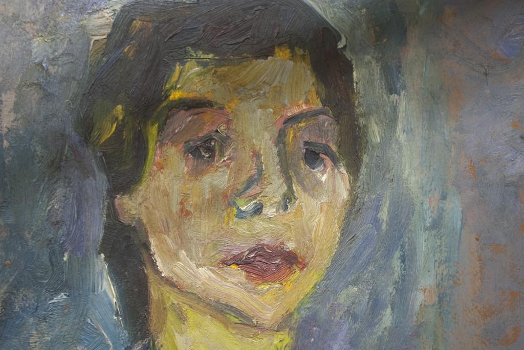 Autoportret - Kosara Bokšan