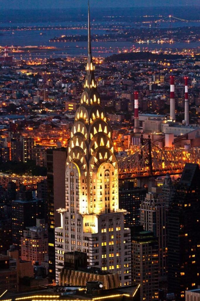 Krajslerova zgrada u Njujorku. Fotografija preuzeta sa sajta gradnja.rs