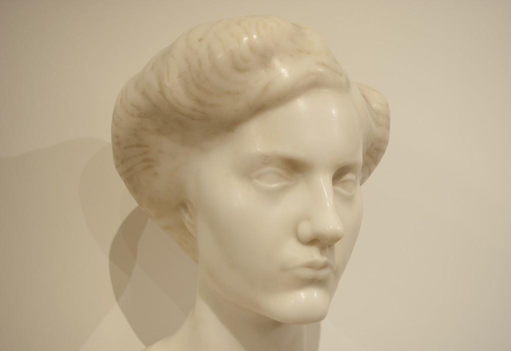 Anđa Petrović, sestra slikarke Nadežde Petrović