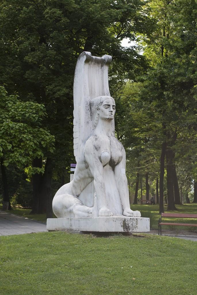 Na ulazu u Park Bukovičke banje
