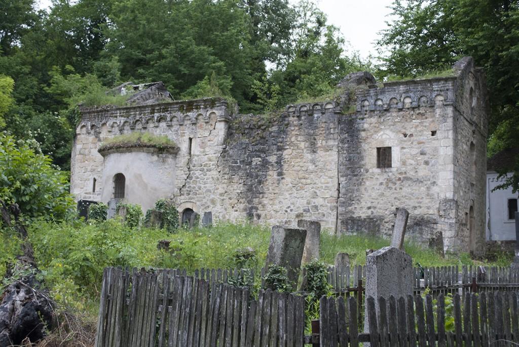 Crkva Preobraženja Hristovog, Stara crkva, selo Gorovič pokraj Topole